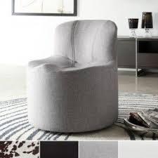 room ergonomic furniture chairs: tribecca home bridgeport ergonomic contour swivel modern accent chair