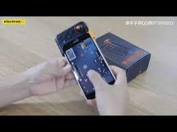Tay cầm chơi Game 1 tay <b>Baseus GAMO GA05</b> Mobile Game One ...
