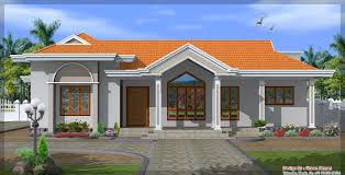 New Single Floor House Design at sq ft