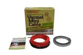 <b>Кабель нагревательный</b> тонкий для теплого пола <b>Varmel Mini</b> ...