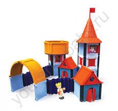 <b>Конструктор Замок 85</b> дет.+2 персонажа || Города и <b>замки</b>