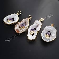 Handcrafted Druzy <b>Fashion</b> Jewelry - Small Orders Online Store, Hot ...