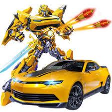 «<b>Радиоуправляемый</b> робот-<b>трансформер MZ</b> Chevrolet Camaro ...