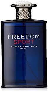 Buy <b>Tommy Hilfiger Freedom Sport</b> EDT Spray for Men, 3.4 Ounce ...