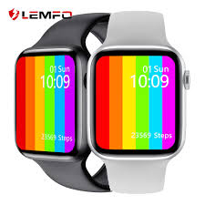 <b>LEMFO W16</b> ECG Smart Watch 2020 320*385 HD Screen Body ...
