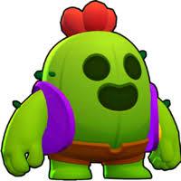 <b>Spike</b> | <b>Brawl Stars</b> Wiki | Fandom