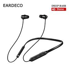 <b>EARDECO</b> Wireless <b>Headphones</b> 4D Stereo Wireless <b>Earphones</b> ...