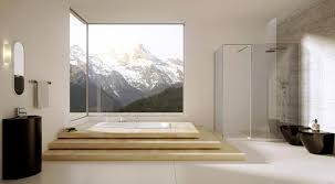 bathroom facing mountains bad feng shui