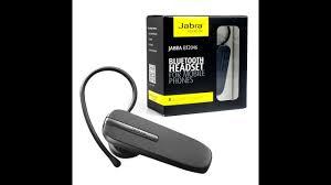 Bluetooth <b>гарнитура Jabra</b> BT2046 обзор review - YouTube