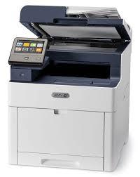 Купить <b>МФУ</b> лазерный <b>XEROX WorkCentre 6515N</b>, белый в ...