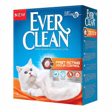 <b>EVER CLEAN FAST ACTING</b>. 10L - Cattitude