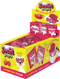 <b>Карамель на палочке</b> Сладкая Сказка <b>Sweet</b> Pops, 1 кг — купить в ...