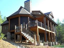 images about House Plans on Pinterest   Mountain House Plans    two story house plan   walkout basement   Rustic Mountain House Plan   Rustic Mountain Design