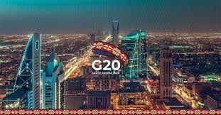 G20 2020 Saudi Arabia