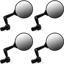 Juvale Bicycle Mirrors - 4-Pack Bike-Eye Mountain ... - Amazon.com