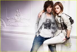 emma-watson-<b>burberry</b>-spring-<b>summer</b>-<b>2010</b>-campaign-02 George ...