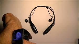 HV-800 <b>Wireless Bluetooth</b> 4.0 Stereo Sport Neckband Earphone ...