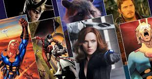 <b>Avengers</b>: Endgame: Every upcoming <b>Marvel</b> movie in Phase 4 ...