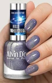 """<b>Лак для ногтей</b> """"Ночной космос"""" """"<b>Holo</b> Cosmos"""" """"Alvin Dor"""" №6808 ..."""