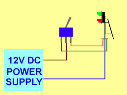electrical switches Wiring A Dpdt On Off On Toggle Switch changeover switch wited to two aspect colour light signal Dpdt Toggle Switch Wiring Diagram for Stereo Input