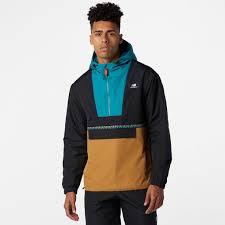 New Balance Athletics Terrain Anorak Jacket (MJ03514) - Shelta