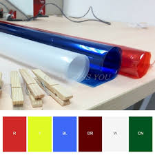 <b>Professional 40*50cm 15.75in*19.69in Paper</b> Gels Color Filter for ...