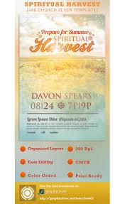 church flyer templates teamtractemplate s spiritual harvest church flyer template psdbucketcom tpqttoaw