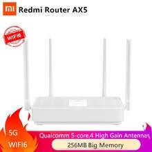 new <b>xiaomi redmi router ax5</b> wifi 6