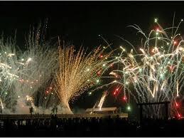 2019 New Years Eve Fireworks | Tybee Island Georgia - Savannah