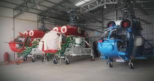 Helicópteros Kamov parados vão ser enviados para Vila Real, Ferreira do Zêzere e Loulé