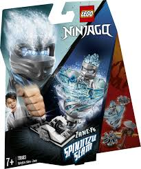<b>LEGO Ninjago 70683</b> Бой мастеров кружитцу — Зейн <b>Конструктор</b>