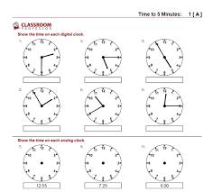 Analog Clock Worksheets | Mreichert Kids WorksheetsAnalog Clock Worksheets #4200