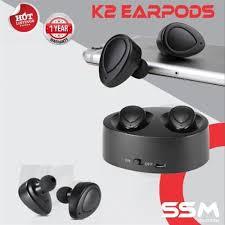 Headphone & Earphone - <b>K2</b> Earpods Wholesale Trader from Mumbai