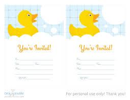 printable baby shower invitations safari theme printable printable birthday invitation home u0026gt theme u0026gt duck baby shower