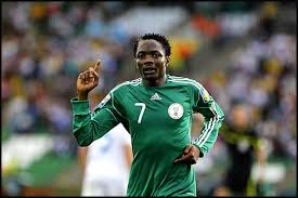 Image result for Ahmed Musa