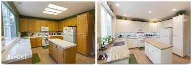 Remodeling Old Kitchen Kitchen Remodel Lodi Creekside Drive Complete
