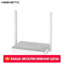 <b>Wi</b>-<b>Fi роутер Keenetic Viva</b> (KN-1910) - купить недорого в ...
