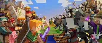 <b>Village</b> & Pillage out today on Bedrock | <b>Minecraft</b>