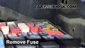interior fuse box location 2002 2009 gmc envoy 2006 gmc envoy interior fuse box location 2002 2009 gmc envoy 2006 gmc envoy slt 4 2l 6 cyl