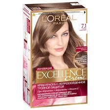 Стойкая <b>крем</b>-<b>краска</b> для волос <b>L</b>'<b>Oreal</b> Paris «Excellence ...
