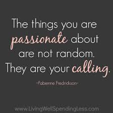 friday photo passion calling the last backpack generation the things you are passion about are not random they are your calling