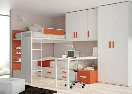 amazing light brown cherry wood kids toy storage units with charming white anddark orange colors themes charming kids desk