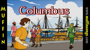 Muffin Stories - Christopher Columbus - YouTube