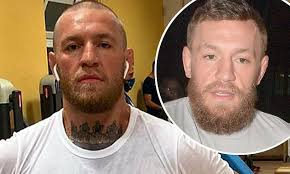 <b>Conor</b> McGregor unveils bold <b>new</b> look with buzzcut and groomed ...