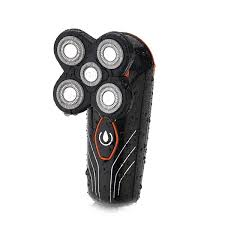 5 Heads <b>Rechargeable Electric</b> Shaver <b>Washable Electric</b> Razor ...