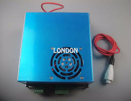 <b>60W</b> AC220V <b>CO2 laser power</b> supply for <b>60W CO2 laser</b> tube-in ...