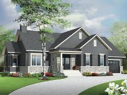 Page of   Empty Nester House Plans   The House Plan Shop    Empty Nester House Plan  H