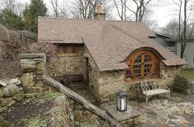 Bewitching Hobbit Houses Seemengly Inspired by Tolkien    s    Collect this idea hobbit house