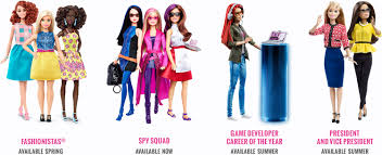 barbie s getting a new look and a new job as a game developer barbie game developer