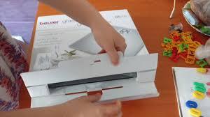 Распаковка <b>весы напольные Beurer GS</b> 202 из Rozetka.com.ua ...